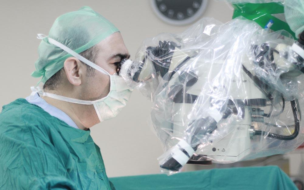 Omurga ve Omurilik Cerrahisi - Doç. Dr. Tuncay Kaner